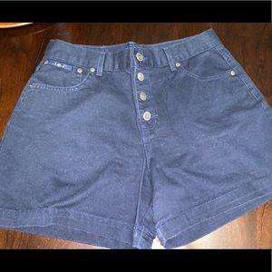 LEI denim shorts